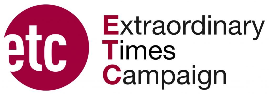 Extraordinary Times Campaign